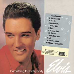 Something for Everybody - Elvis Presley