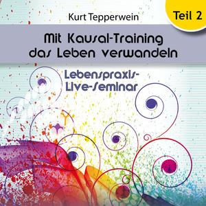 Lebenspraxis-Live-Seminar - Mit Kausal-Training das Leben verwandeln, Teil 2 Audiobook