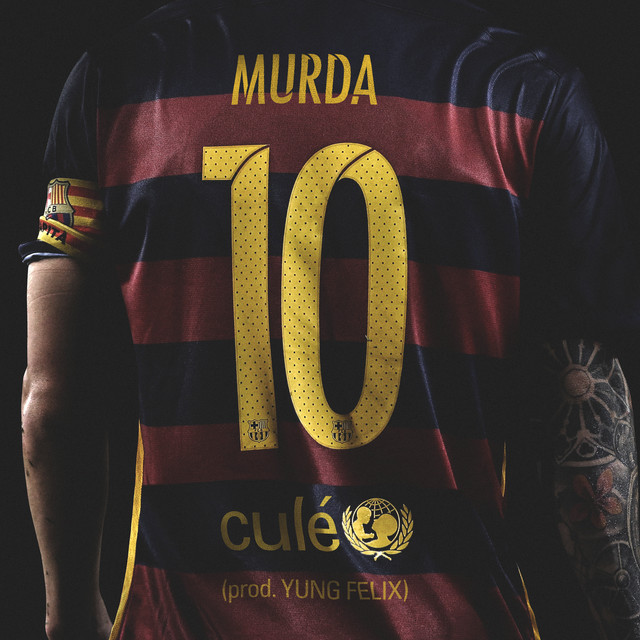 Murda album cover