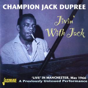 Jivin' With Jack album