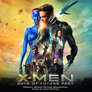 X-Men: Days of Future Past (Original Motion Picture Soundtrack) Albumcover