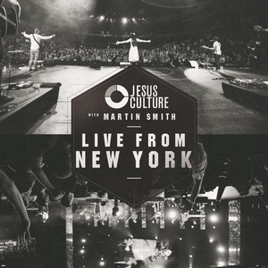 Live From New York Albumcover