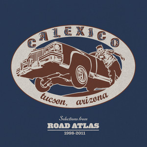 Calexico Crystal Frontier cover