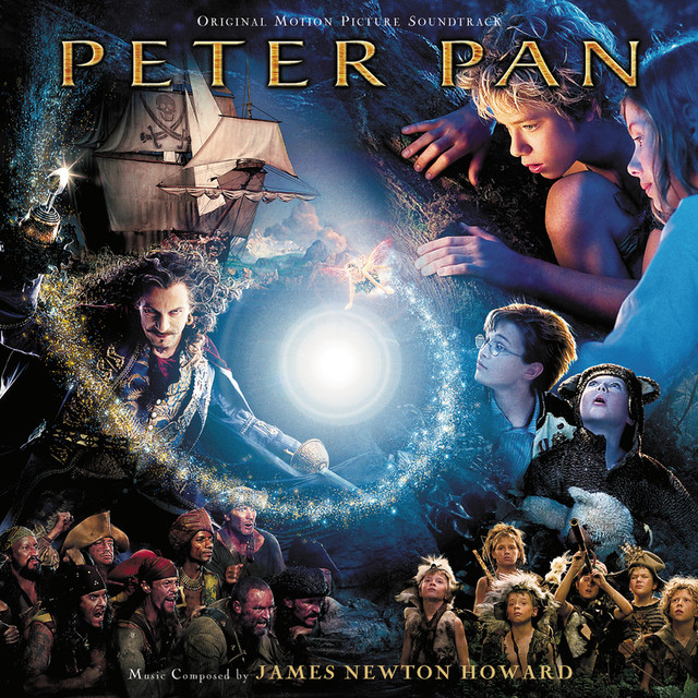 Peter Pan (Original Motion Picture Soundtrack) Albumcover