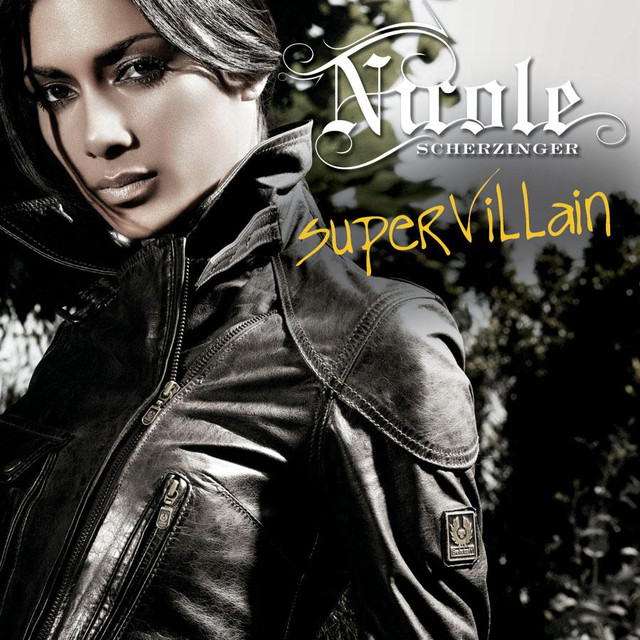 Supervillain cover