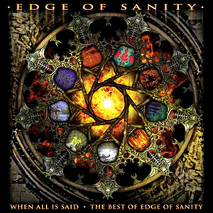 When All Is Said: The Best of Edge of Sanity album