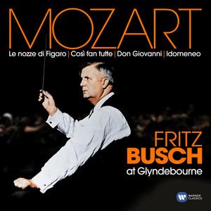 Fritz Busch at Glyndebourne Albümü