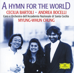 A Hymn For The World album