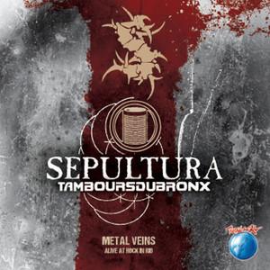 Metal Veins - Alive at Rock in Rio (live) album