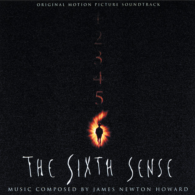 The Sixth Sense (Original Motion Picture Soundtrack) Albumcover