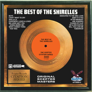 Scepter Records Citation Series - The Best Of The Shirelles album