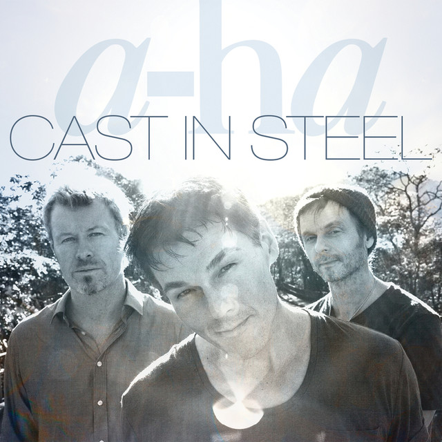 a-ha Cast in Steel album cover