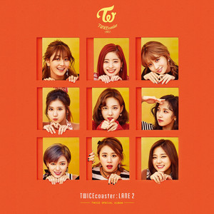 TWICEcoaster : LANE2 album