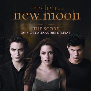 The Twilight Saga: New Moon - The Score Albumcover