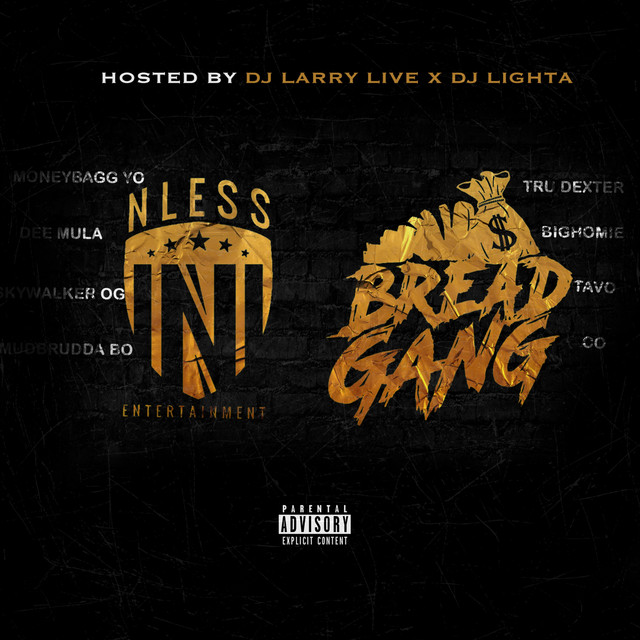 Moneybagg Yo Presents: NLESS ENT x Bread Gang