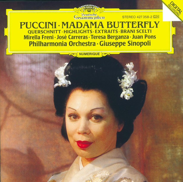 Puccini: Madama Butterfly - Highlights