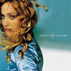 Album cover for Ray of Light by Madonna