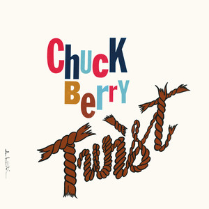Chuck Berry Twist Albumcover