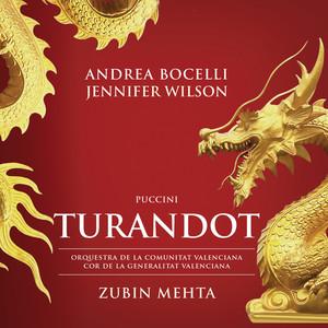Puccini: Turandot Albumcover