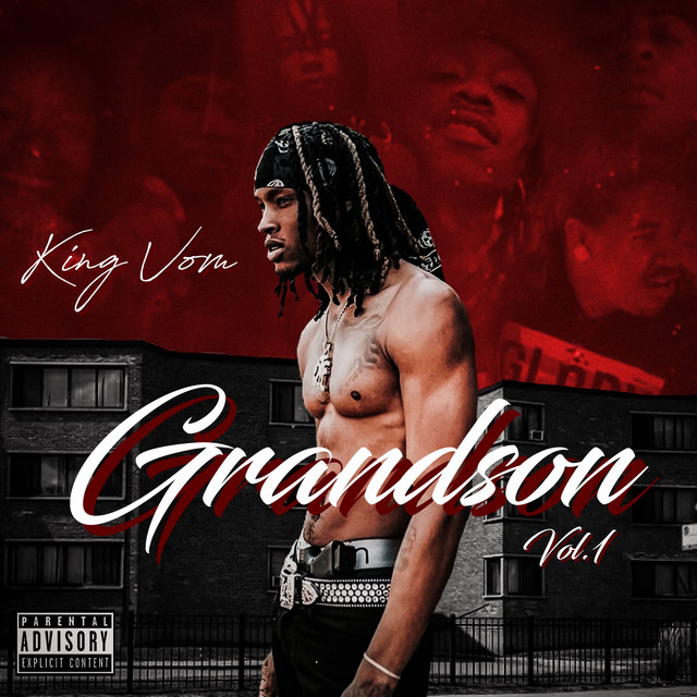 Album cover for Grandson, Vol. 1 by King Von
