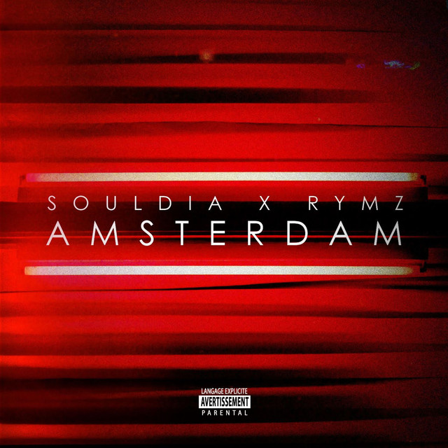 Album cover for Amsterdam by Souldia, Rymz