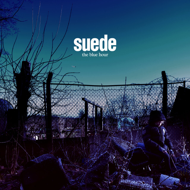 Album cover for The Blue Hour by Suede