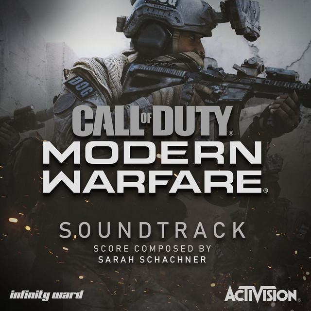 Album cover for Call of Duty®: Modern Warfare (Original Game Soundtrack) by Sarah Schachner