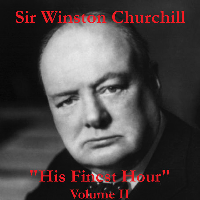 winston churchill their finest hour speech