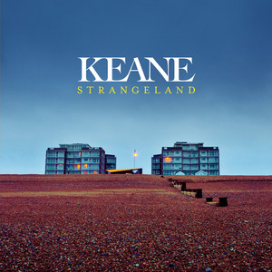 Keane Black Rain cover