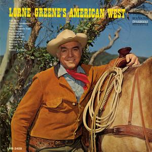 Lorne Greene's American West album