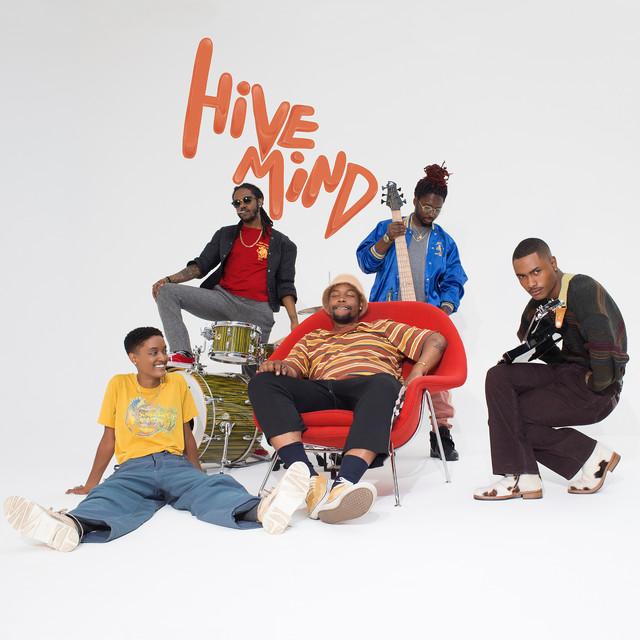 Skivomslag för Internet: Hive Mind