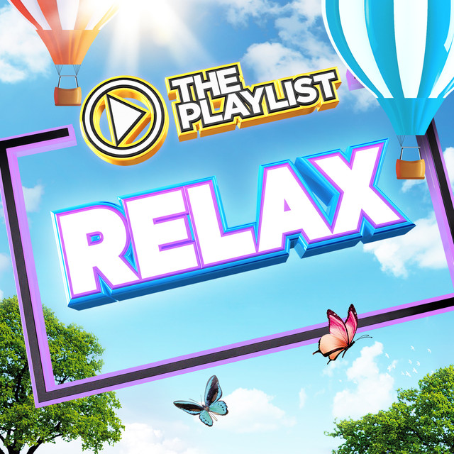 Various Artists The Playlist - Relax album cover