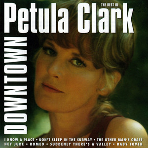 Downtown - The Best of Petula Clark album