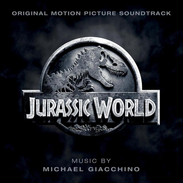 Jurassic World (Original Motion Picture Soundtrack) Albumcover