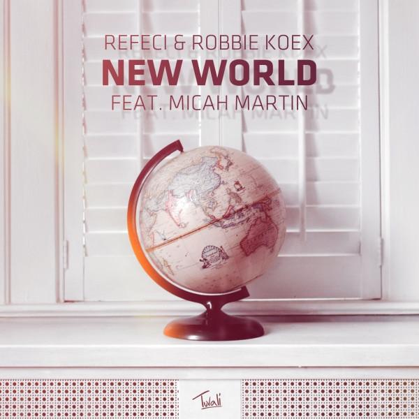New World (feat. Micah Martin)