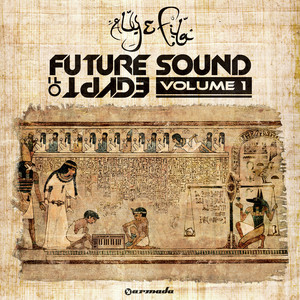 Future Sound Of Egypt, Vol. 1 Albumcover