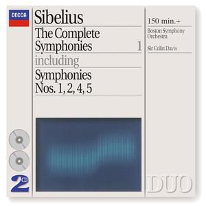 The Complete Symphonies 1 album