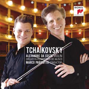 Tchaikovsky: Violin Concerto - Francesca da Rimini Albümü