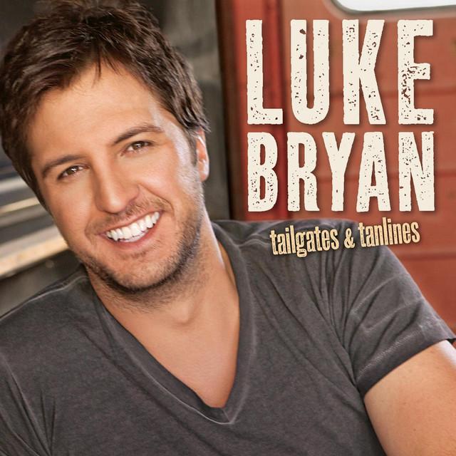 Luke Bryan Tailgates & Tanlines album cover