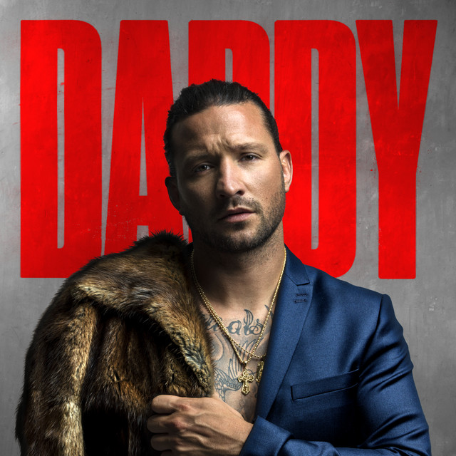 Album cover for DADDY by Kraantje Pappie