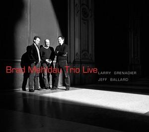 Brad Mehldau Trio: Live Albumcover