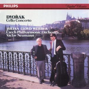 Dvorak: Cello Concerto album