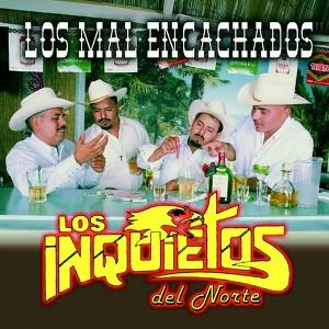 Los Mal Encachados Albumcover