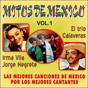 Mitos de Mexico, Vol. 1 album