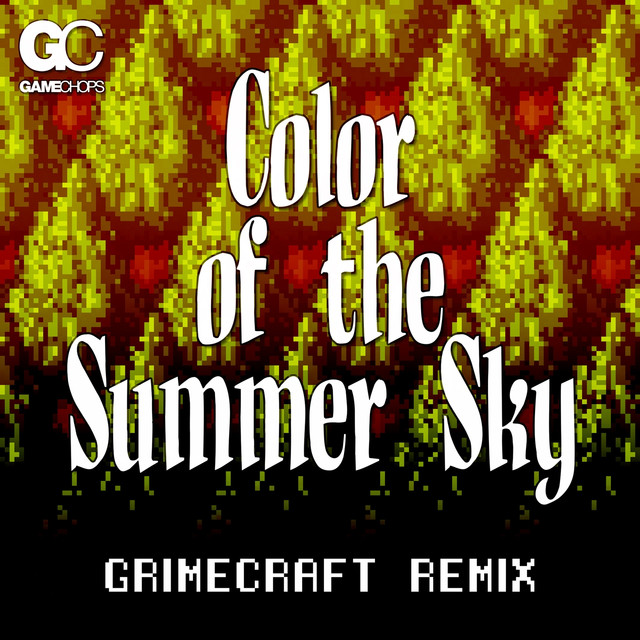 Color of the Summer Sky