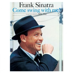 Come Swing With Me! Albumcover
