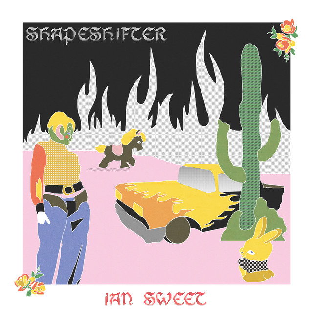 Album cover for Shapeshifter by IAN SWEET