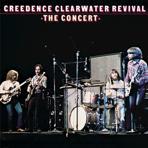 Creedence Clearwater Revival The Night Time Is the Right Time [Live] cover