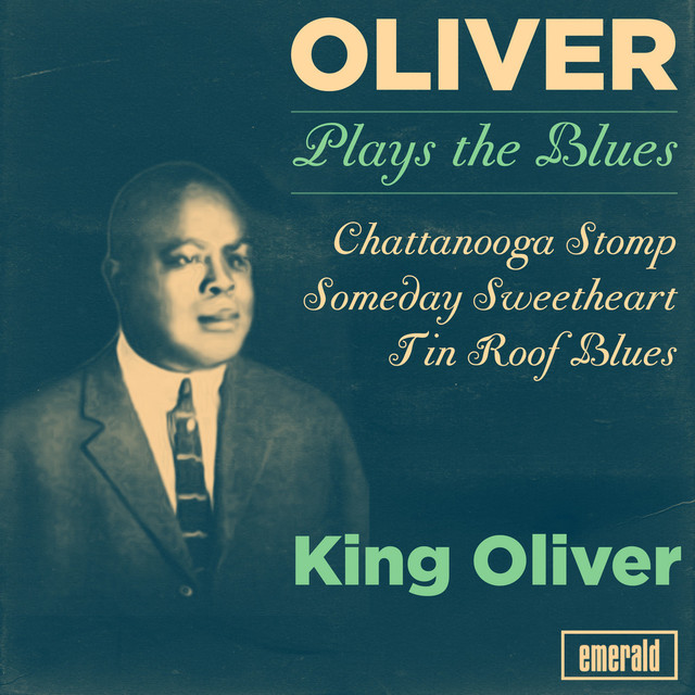 Oliver Plays the Blues