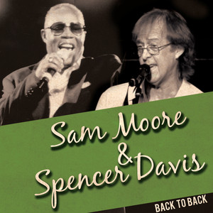 Sam Moore & Spencer Davis - Live at the Rock N Roll Palace album